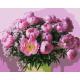 Живопись по номерам Пышный букет, 40x50, Hobruk, U8115