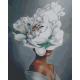 Живопись по номерам Цветочная голова, 40x50, Hobruk, CM0001