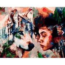 Живопись по номерам Зов природы, 40x50, Paintboy, GX25626
