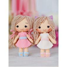 Набор для шитья куклы Малышки Диана и Ирина, 16 ,Тутти