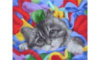 Живопись на холсте Котик, 40x50, Paintboy, GX21625